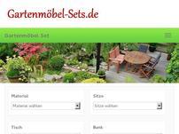 Gartenmöbel Set finden