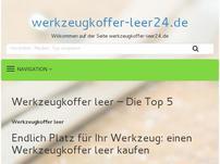werkzeugkoffer-leer24.de