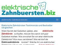 Elektrische-Zahnbuersten.biz