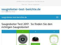 Saugroboter-Test-Berichte
