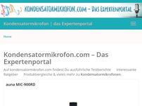 kondensatormikrofon.com