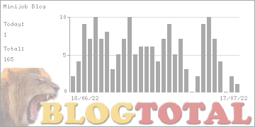 Minijob Blog - Besucher