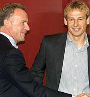 Klinsi wird neuer Bayern Trainer