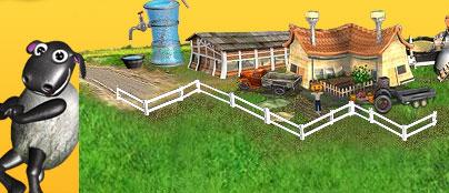 Der Farmerama Bauernhof