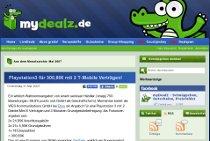 Der myDealZ Blog
