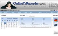 Online TV Recorder