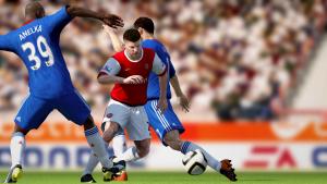 FIFA 11 Dribbling