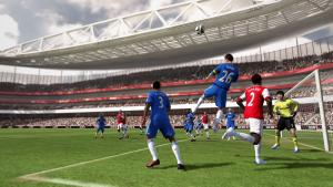 FIFA 11 Kopfball
