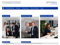 ADVOneo Schuldnerberatung