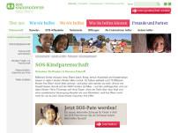 SOS-Kindpatenschaft