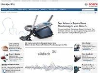 Bosch ProSilence