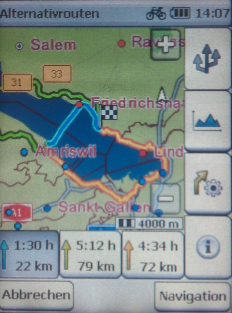 Bodensee-Route im Test