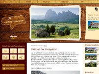 Südtirol-Reise