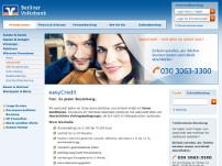 easyCredit bei der Berliner Volksbank