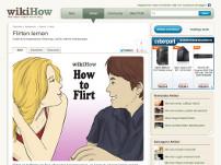 Flirten lernen
