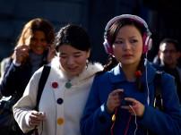 Musik über das Smartphone hören