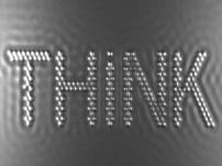 IBM: Ein Junge und sein Atom