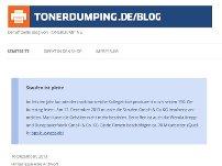 TONERDUMPING-Blog