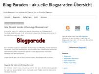 Blogparade zur WhatsApp-Übernahme