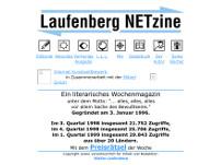 NETzine - Einer der ersten Blogs