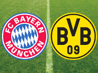 FC Bayern München vs. Borussia Dortmund