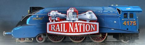 Rail Nation: Dampflok