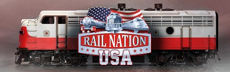 Rail Nation: USA