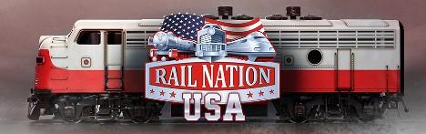 Rail Nation: USA