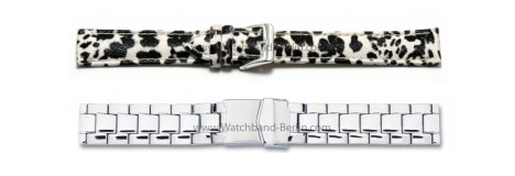 Kreative Uhrenarmbänder aus Leder und Metall