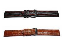 Uhrenarmbänder aus Leder