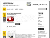 webPDF Blog