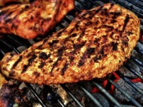 Grillen: Barbecue-Steaks
