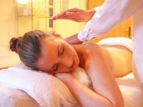 Wellness: Massage zum Relaxen