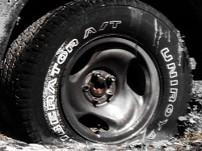 White Letter Tires