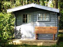 Gartenhaus oder Holzschuppen bauen